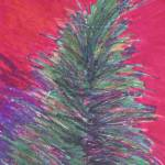 """fir tree detail Kim Wyatt"" by kimwyatt"