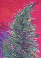 fir tree detail Kim Wyatt