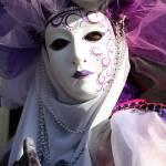 """Portrait of the Purple Arab"" by DonnaCorless"