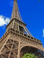 Eiffel Tower - Traditional view