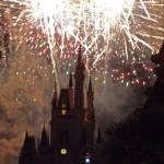 """""""Castle Fireworks"""" by shelshots"""