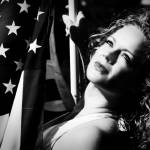 """""""She Was An American Girl"""" by thephotographymuse"""