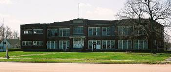 Old Vermont (IL) High School
