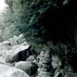 """""""gangotri cave dwelling SHANKAR"""" by shankargallery"""