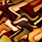 """Earth Weave"" by fractalartvicky"
