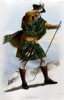 Sutherland : Scottish Clan (McIan)