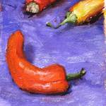 """Three Peppers"" by SeamusBerkeley"