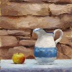 """Apple Pitcher"" by SeamusBerkeley"