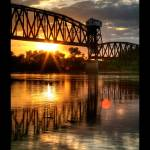 """Katy Bridge: Boonville Missouri"" by notleyhawkins"