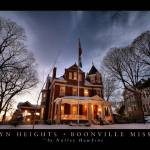 """DAR House: Boonville Missouri"" by notleyhawkins"