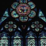 """Paris, France, Stained Glass"" by javaman"