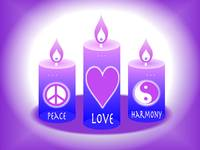 Peace, Love & Harmony