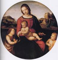 Madonna with Child 7
