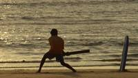Beach Cricket Goa