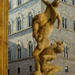 """The Rape of the Sabine Women in Florence, Italy"" by Nicemree"