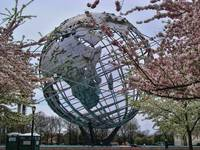 Unisphere in the Spring