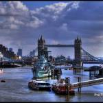 """The Pool of London"" by frenchy"