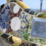 """Bench at Parc Guell"" by JustOneWoman"