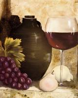 Wine Glass still Life