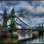 """Hammersmith Bridge"" by frenchy"