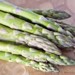 """Fresh Asparagus"" by LynneDaley"