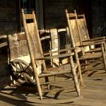 """Rocking Chairs"" by sherryk"