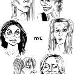 """The Real Housewives of NYC"" by Gilmore"