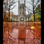 """Columbia Missouri: Memorial Union"" by notleyhawkins"