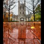 """Columbia Missouri: Memorial Union"" by notleyhawkins"