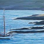 """Sailboat in Scotland"" by create4fun"