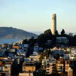 """Coit Tower In San Francisco"" by DSchellack"