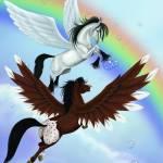 """""""Pegasus&Roxy"""" by soelver"""
