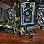 """Antique Cameras"" by jimstirtzinger"