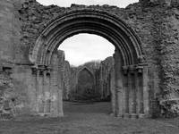 Lilleshall Abbey.
