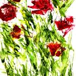 """""""Abstract Flowers"""" by hemarana"""