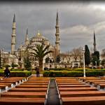 """Sultan Ahmet Camii - Blue Mosque"" by Aliendedector"