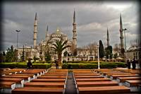 Sultan Ahmet Camii - Blue Mosque