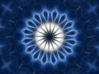 Blue Kaleidoscope 6