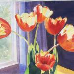 """Red Tulips"" by lindahaile"
