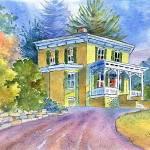 """Green Barn"" by lindahaile"