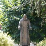 """Padre Pio Garden in Acquaviva"" by LeglgrlNY"