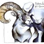 """Bighorn Sheep"" by pmpinto"