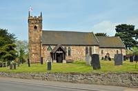 St Michael's Church, Willington  (16590-RDA)