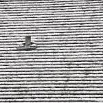 """Snow on Roof"" by SusanPszenitzki"