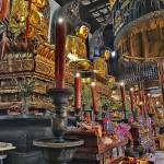 """In the Jade Buddha Temple"" by FurtherToFly"