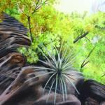 """Zions Canyon #4"" by MariaHathaway"