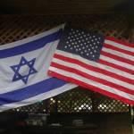 """""""Jewish & American Flag"""" by venetiakelley"""
