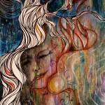 """Tree Spirit"" by MollyBurkeArt"
