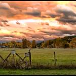 """Fall Sky"" by JimSutherland"