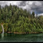"""Cougar Lake"" by JimSutherland"